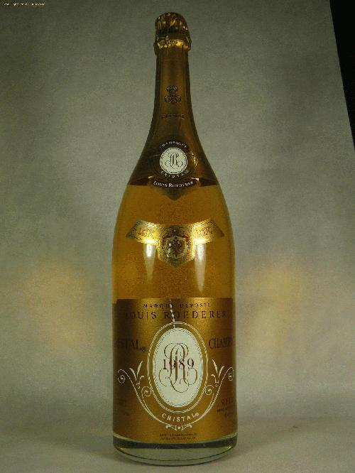 1989 Roederer, Louis Cristal Champagne Blend 3000mlWS:92