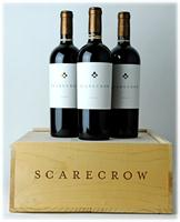 2007 Scarecrow - 3 Bottles in OWC Cabernet Sauvignon  Napa Rutherford  **  ROBERT PARKER 100 POINTS!!!