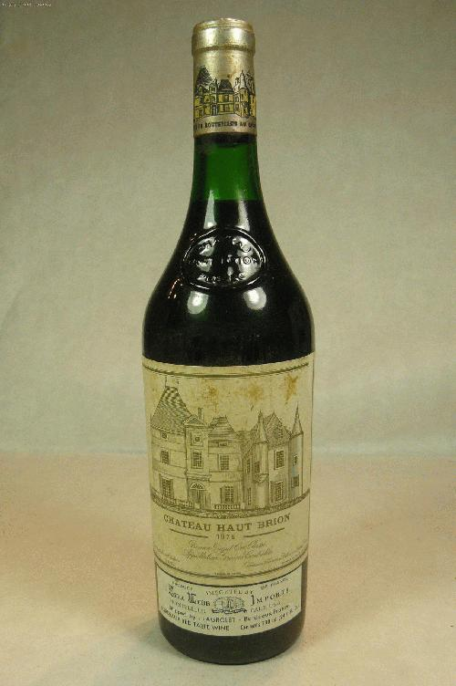 1975 Haut Brion  Bordeaux BlendWS:90WA:93