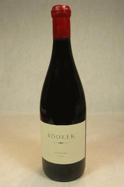 2010 Booker Vineyard Proprietary Blend Vertigo Proprietary Blend