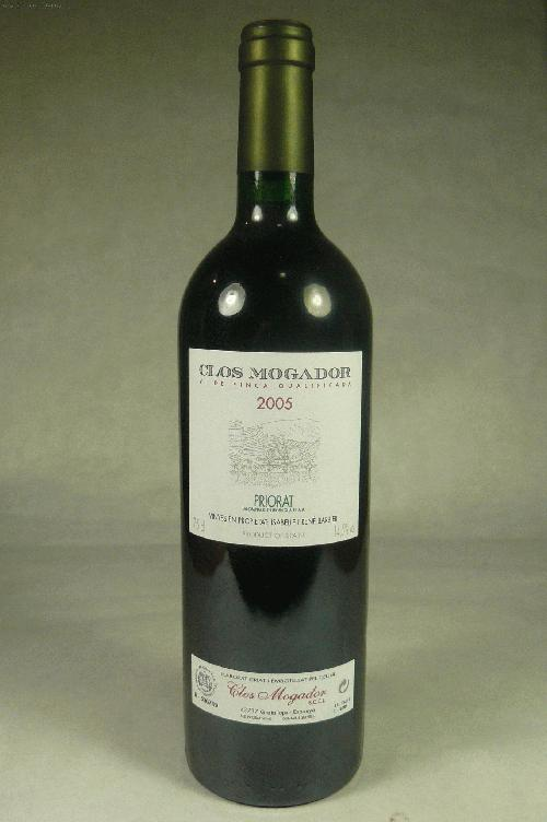 2005 Clos Mogador  Proprietary BlendWA:98