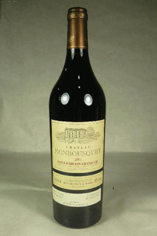 2001 Monbousquet  Bordeaux BlendWA:91ST:91