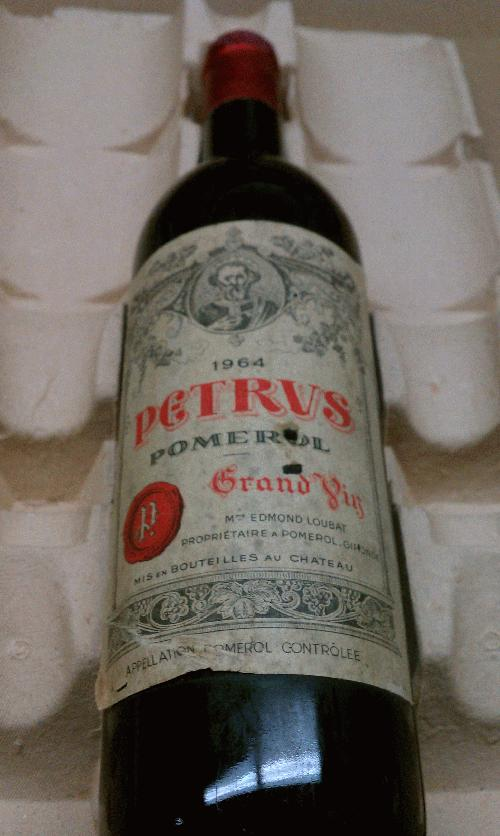 1964 CHATEAU PETRUS....SALE