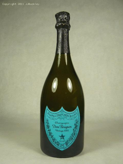 2002 Moet Chandon Dom Perignon Andy Warhol collection Champagne BlendWA:96