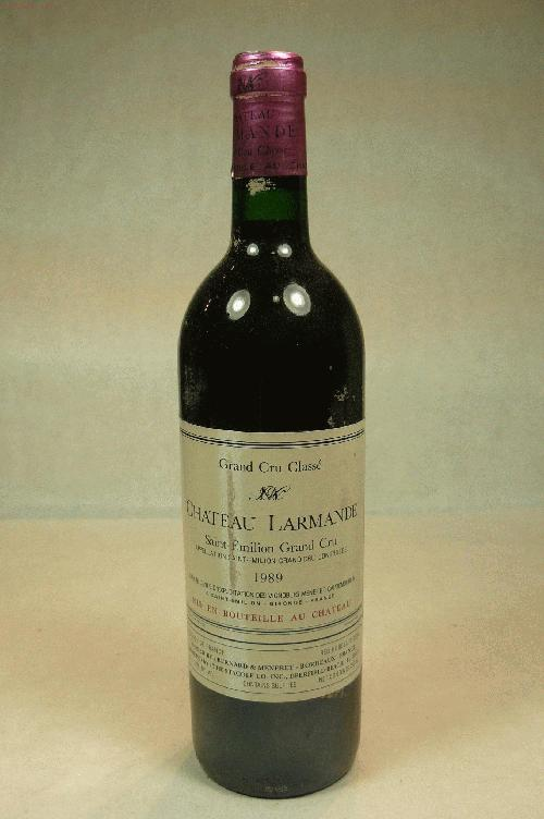 1989 Larmande  Bordeaux BlendWS:93