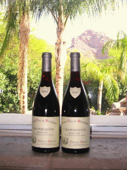 2002 Giroud, Maison Camille Chambertin ***EXTREMELY RARE~~~PERFECT BOTTLES PURCHASES ON RELEASE AND STORED AT 55 DEGREES***