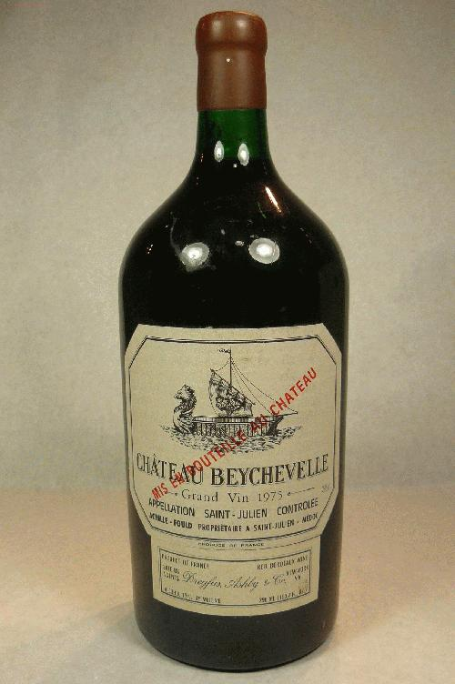 1975 Beychevelle  Bordeaux Blend 3000ml