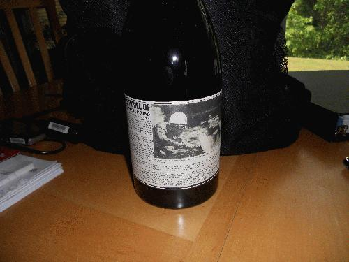 2009 Sine Qua Non The Thrill Of  Syrah  RP 96-98 POINTS