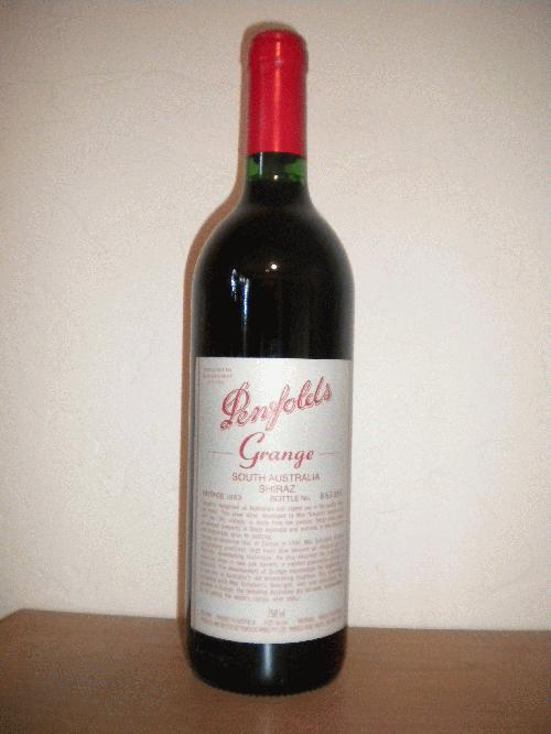 1999 Penfolds Grange Hermitage  WS 94pts Please see my other lots