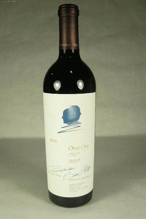 1998 Opus One Proprietary Red Wine Proprietary Blend