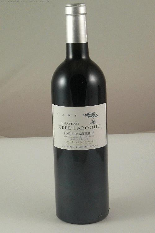 2005 Gree-Laroque  Bordeaux Blend