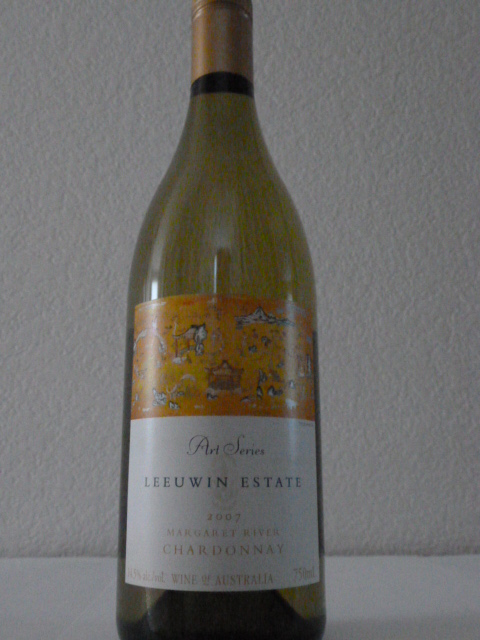 2007 Leeuwin Estate Chardonnay Art Series - 95WA, 94WS and only $1 Start!