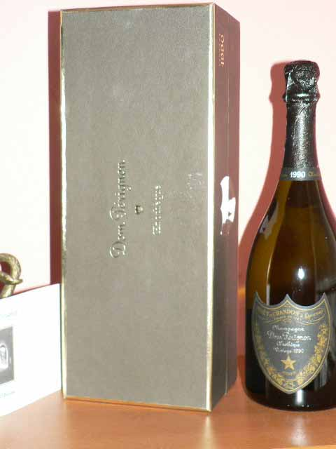 1990 Moet & Chandon Dom Perignon Oenotheque Champagne 750ml. Boxed Bottle