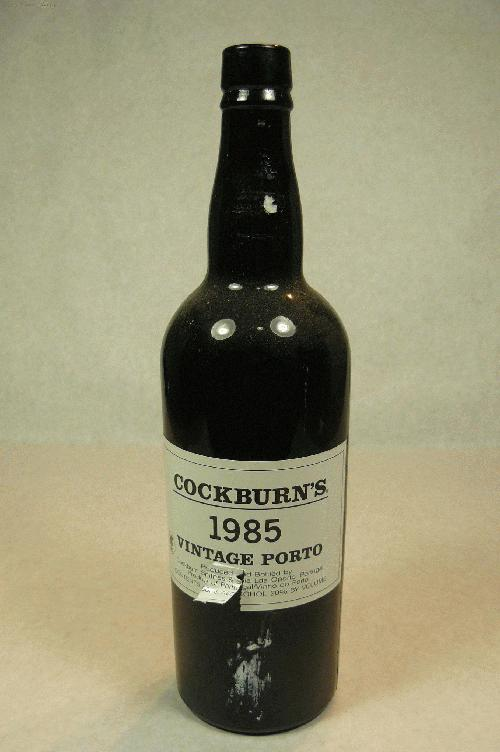 1985 Cockburn Vintage Port PortWS:90