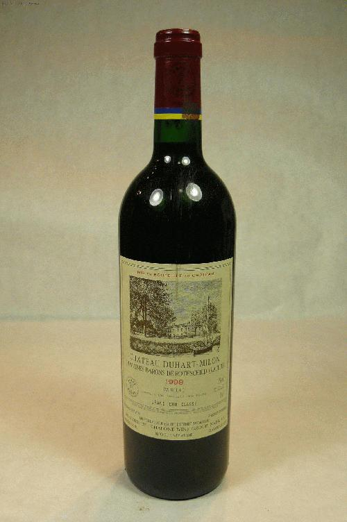 1998 Duhart-Milon-Rothschild  Bordeaux Blend