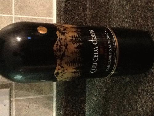 100 points! 2007 Quilceda Creek Cabernet Sauvignon
