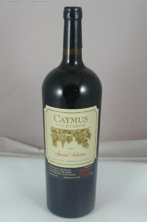 1995 Caymus Cabernet Sauvignon Special Selection Cabernet Sauvignon 1500mlWA:90WS:97