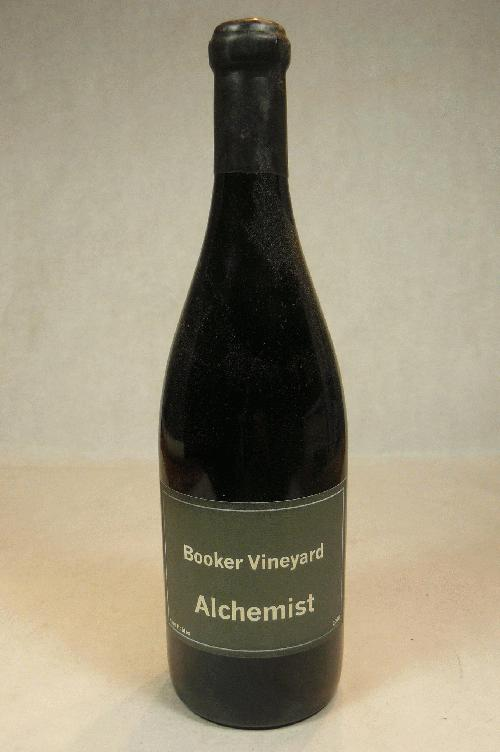 2010 Booker Vineyard Proprietary Blend Alchemist Proprietary Blend