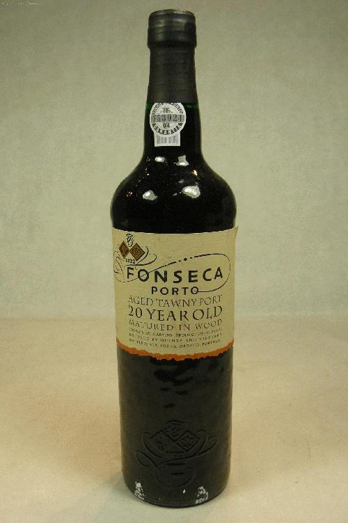 N.V. Fonseca Twenty Year Old Tawny Port Port