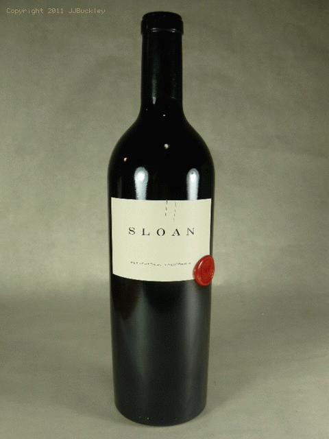 2005 Sloan Proprietary Red Proprietary BlendWA:96ST:95