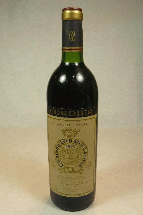 1979 Gruaud Larose  Bordeaux Blend