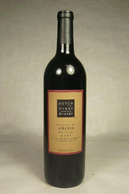 2005 Dutch Henry Winery Argos Hillside Proprietary Blend Proprietary Blend