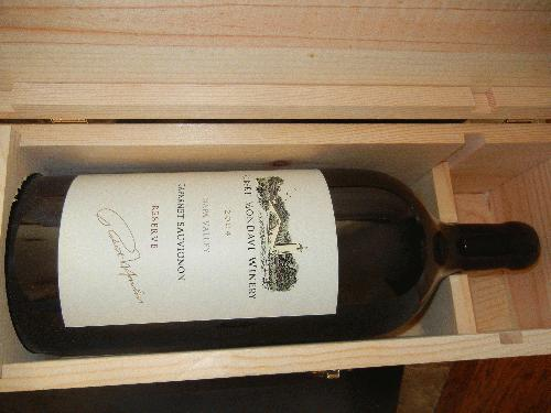 2004 robert mondavi reserve cabernet sauvignon 6 liter bottle in owc napa valley 95 pts. Black Bedroom Furniture Sets. Home Design Ideas