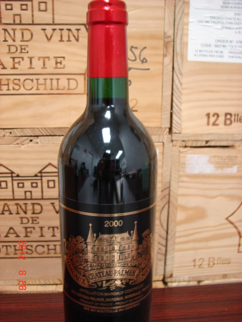 2000 Chateau Palmer   *** Perfect  Condition ***