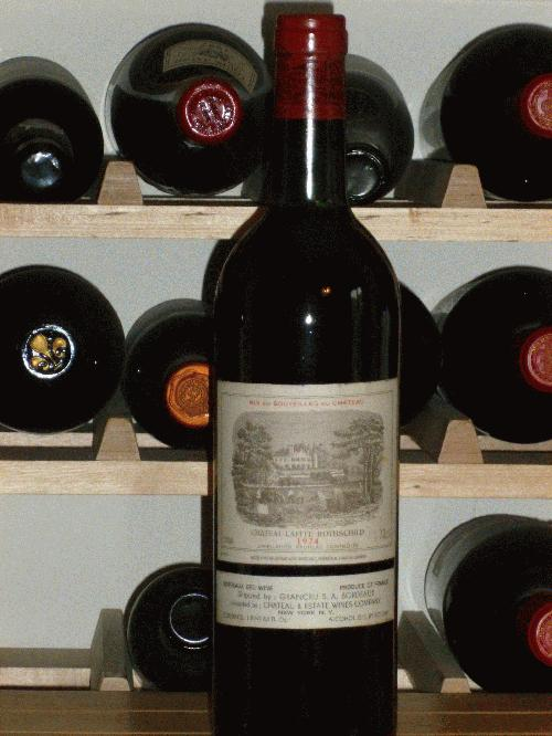 1974 Lafite-Rothschild   **  3  BOTTLES AVAILABLE  **  OUTSTANDING PROVENANCE AND CONDITION **  BASE NECK OR BETTER FILLS!!!