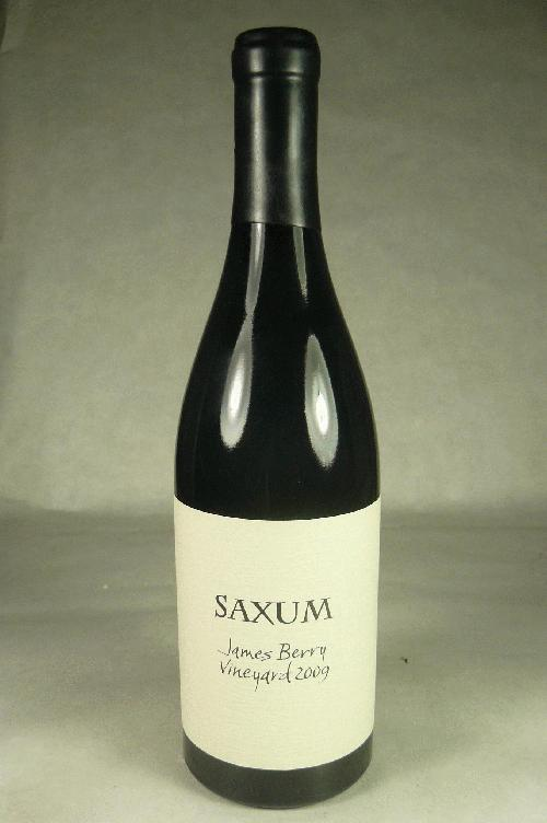 2009 Saxum James Berry Vineyard Proprietary BlendWS:97ST:96WA:98