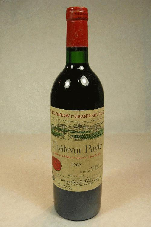 1982 Pavie  Bordeaux BlendWA:91
