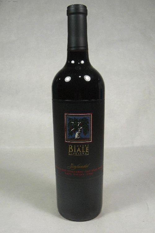 2009 Biale Vineyards, Robert Zinfandel Stagecoach Vineyard Zinfandel