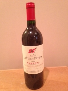 1996 Chateau La Fleur-Petrus Pomerol Red Wine Amazing!  NO RESERVE!