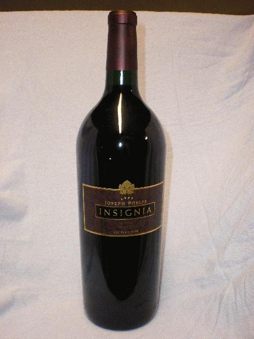 1997 Phelps, Joseph Insignia MAGNUM Proprietary Red Wine Napa WS/97