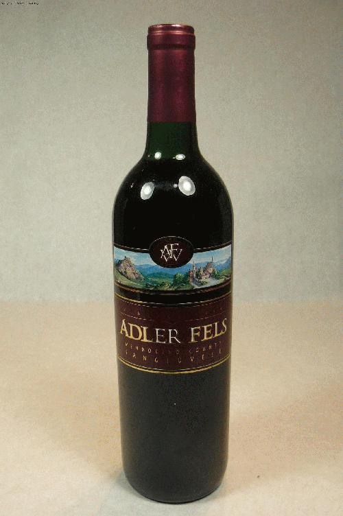 1994 Adler Fels Sangiovese Sangiovese