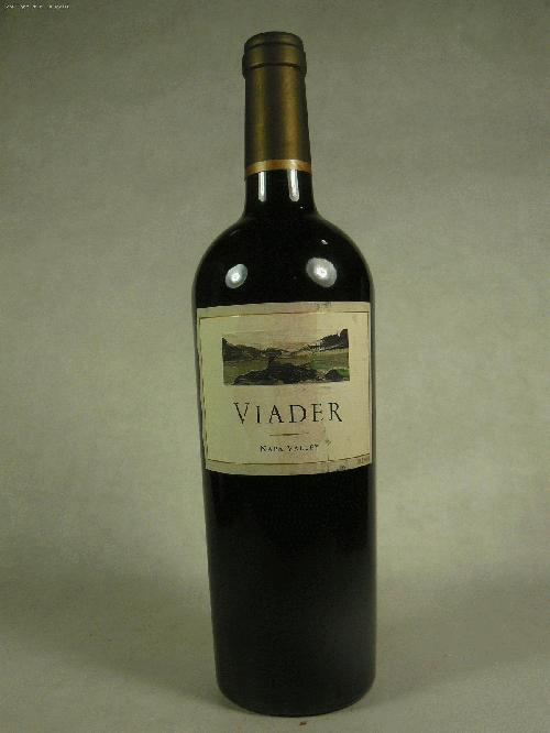 2000 Viader Vineyards Proprietary Red Wine Proprietary BlendST:90WS:92