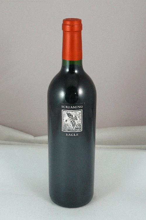 2002 Screaming Eagle Cabernet Sauvignon Cabernet SauvignonWE:92WS:95WA:99