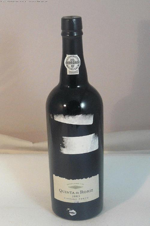 2003 Quinta do Roriz Vintage Port PortWS:97