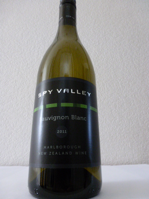 2011 Spy Valley Sauvignon Blanc - 89WA&WS!  $1 Start!