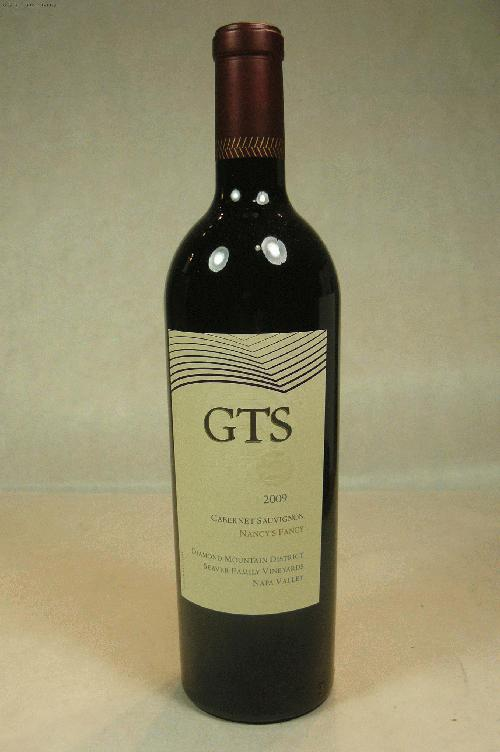 2009 GTS Vineyards Cabernet Sauvignon Nancy's Fancy Seaver Family Vineyards Cabernet Sauvignon