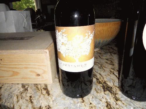2006 Continuum  Napa Oakville MAGNUM 96POINTS  SEE MY OTHER LOTS