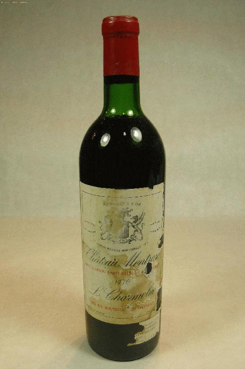 1970 Montrose  Bordeaux BlendWA:92