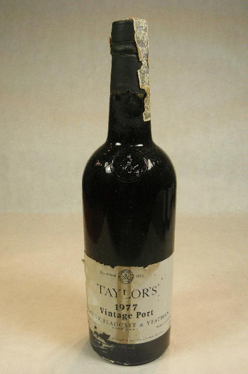 1977 Taylor Vintage Port PortWS:97WA:96