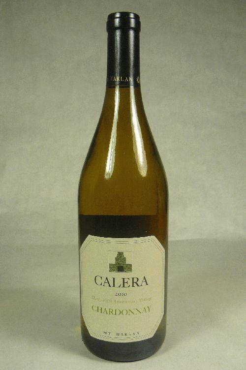 2010 Calera Chardonnay Mt Harlan ChardonnayST:90WA:93