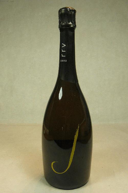 N.V. J Vineyards Sparkling Late Disgorged  Brut Proprietary Blend