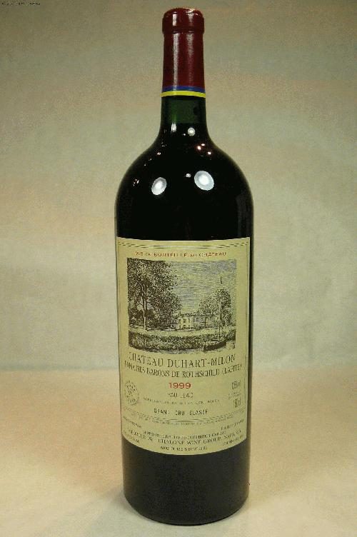 1999 Duhart-Milon-Rothschild  Bordeaux Blend 1500ml