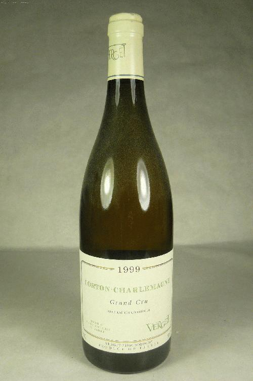 1999 Verget Corton Charlemagne Chardonnay