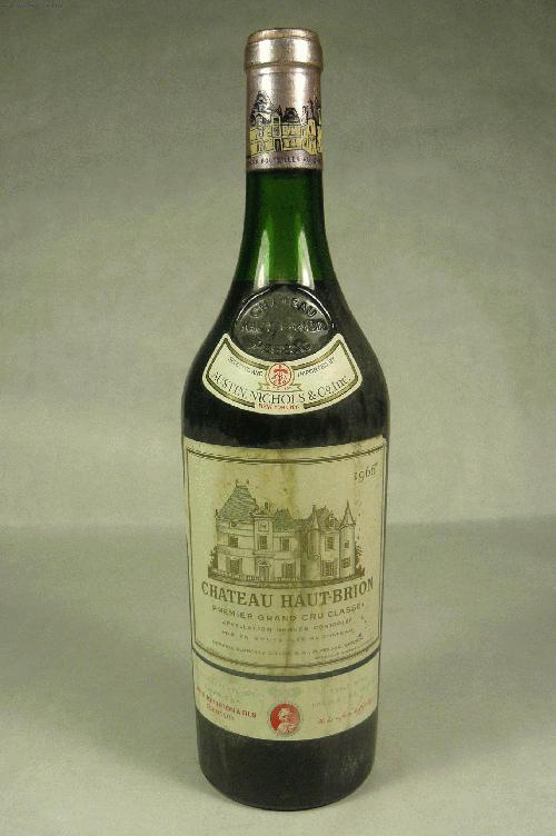1966 Haut Brion  Bordeaux BlendWS:92
