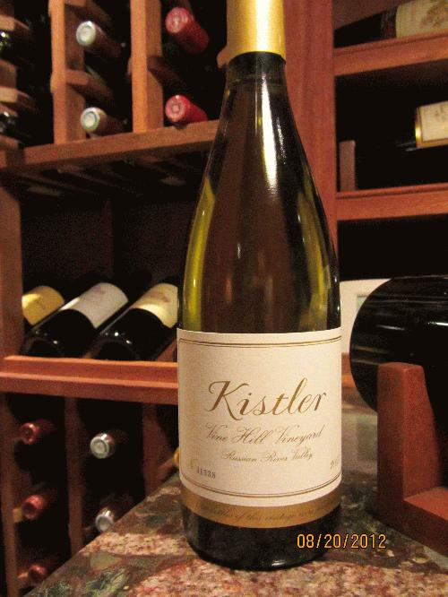 2005 Kistler Vine Hill Vineyard Chardonnay RRV **94-96RP** PRISTINE** NO RESERVE ** SEE MY OTHER LOTS **