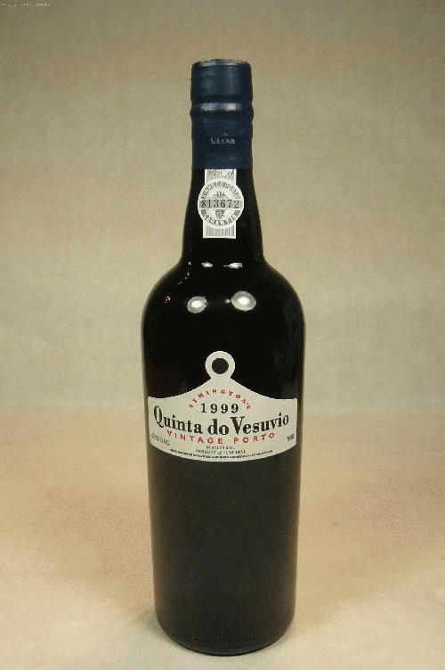 1999 Quinta do Vesuvio Vintage Port Port